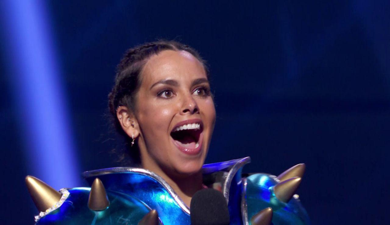 Cristina Pedroche era el Robot de 'Mask Singer': ¡Así lo hemos descubierto!