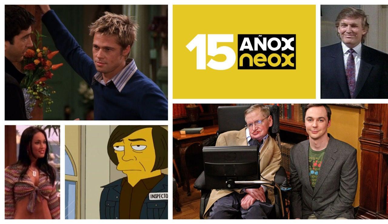 15 Años Neox, los mejores cameos