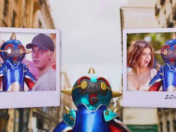 El Robot confiesa algunos de sus famosos vecinos: Justin Bieber o Selena Gómez