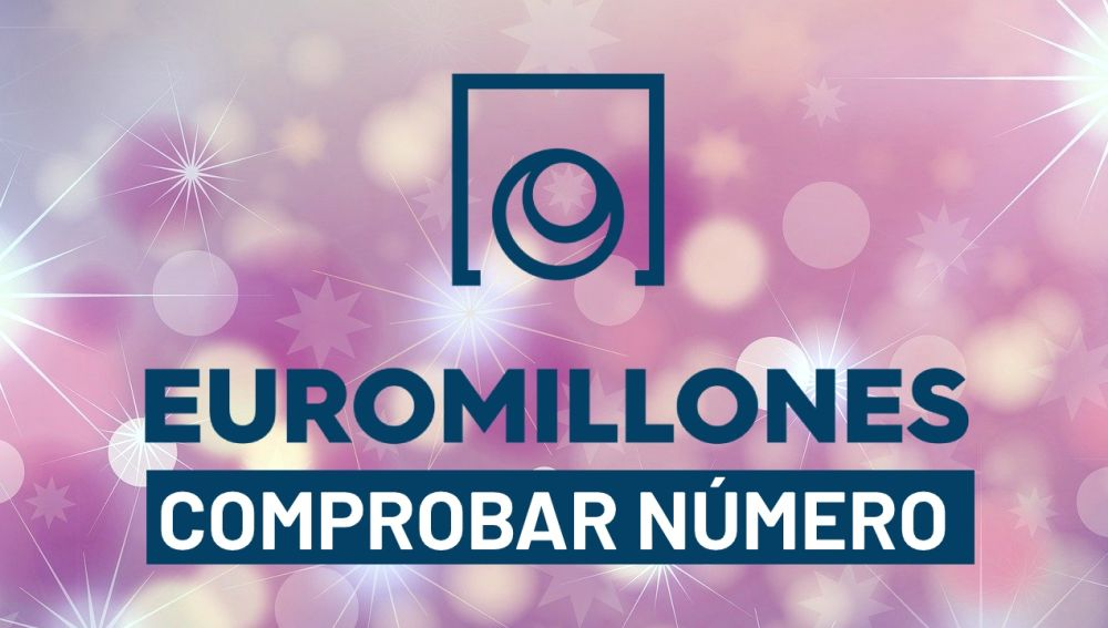 Euromillones: Comprobar resultado del sorteo de hoy en directo
