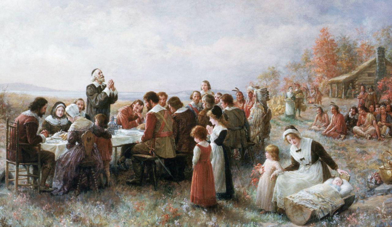 ¡Feliz Día de Acción de Gracias 2020! ¿Cuál es el origen de esta fiesta?