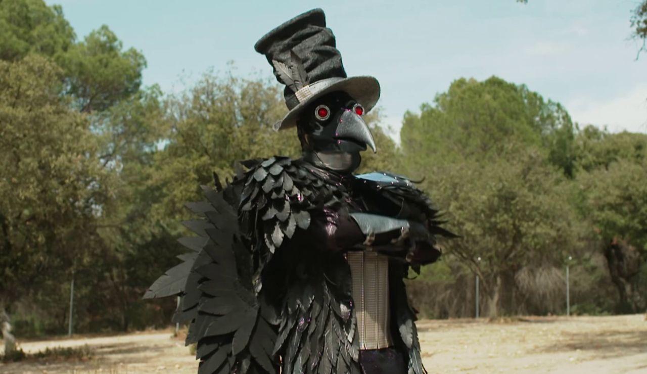 """La gran pista del Cuervo: """"No he encontrado a una linda cuervecita para volar juntos"""""""