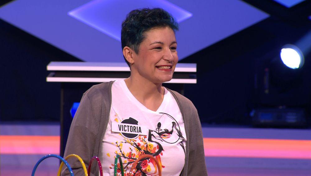 Victoria, de 'Los dispersos', confiesa su experiencia con una famosa actriz