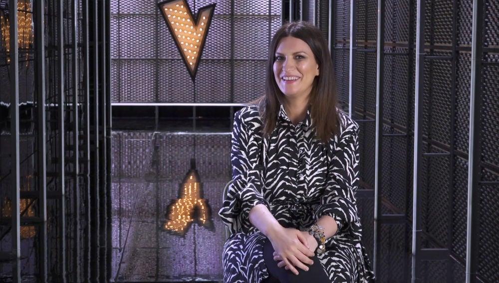 """Laura Pausini, antes de la Semifinal: """"Paula Espinosa aporta modernidad y Kelly ha llegado con energía y luz"""""""