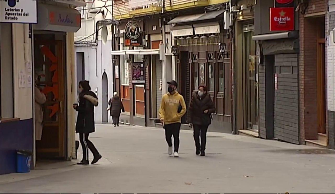 Coronavirus y confinamiento en La Rioja
