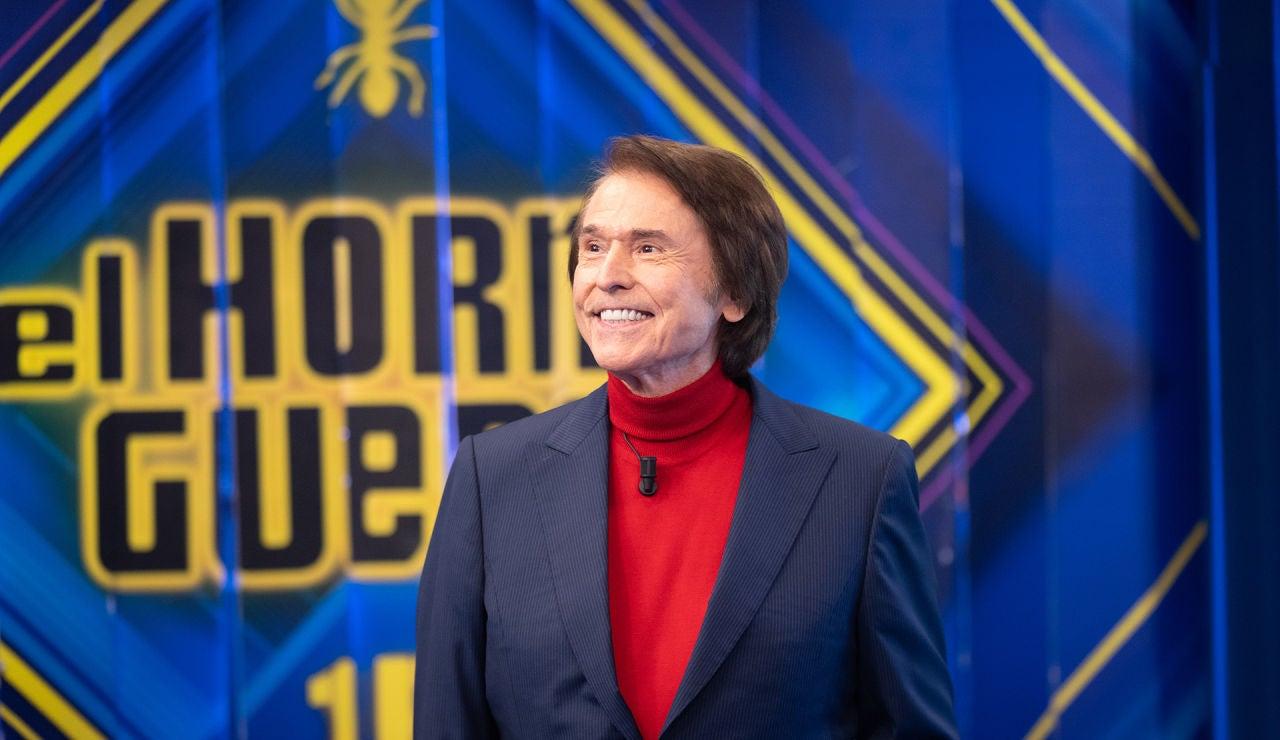 Revive la entrevista completa de Raphael en 'El Hormiguero 3.0'
