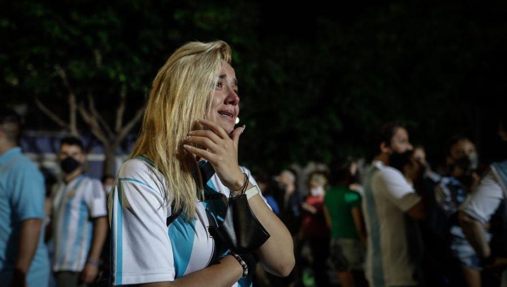 Velatorio de Maradona: dónde y cuándo es, horario y medidas de seguridad