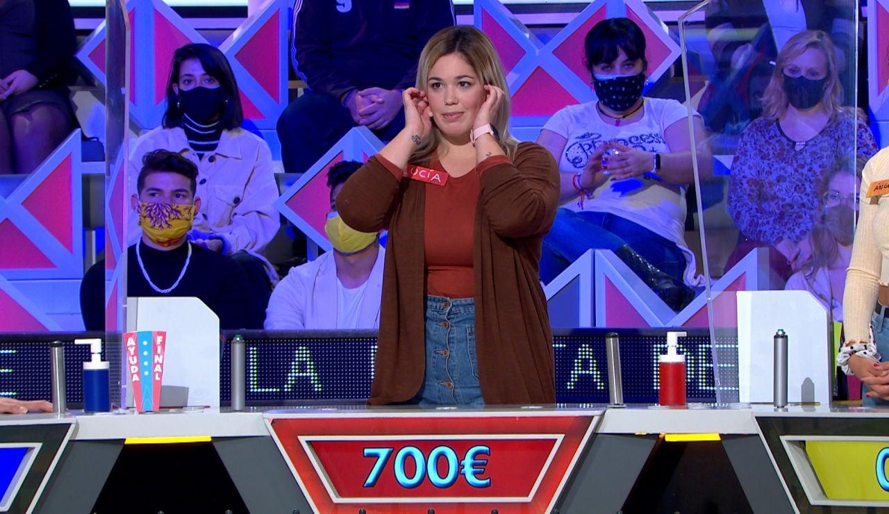 """El directo mensaje de una concursante de Jorge Fernández: """"No me vas a liar"""""""