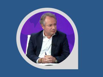 Lorenzo Cooklin, director general de la Fundación Mutua Madrileña,