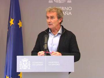 Fernando Simón habla sobre la Navidad del coronavirus