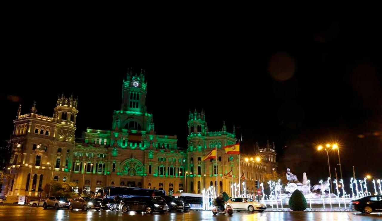 Encendido luces de Navidad Madrid