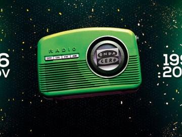Onda Cero cumple 30 años en la radio española