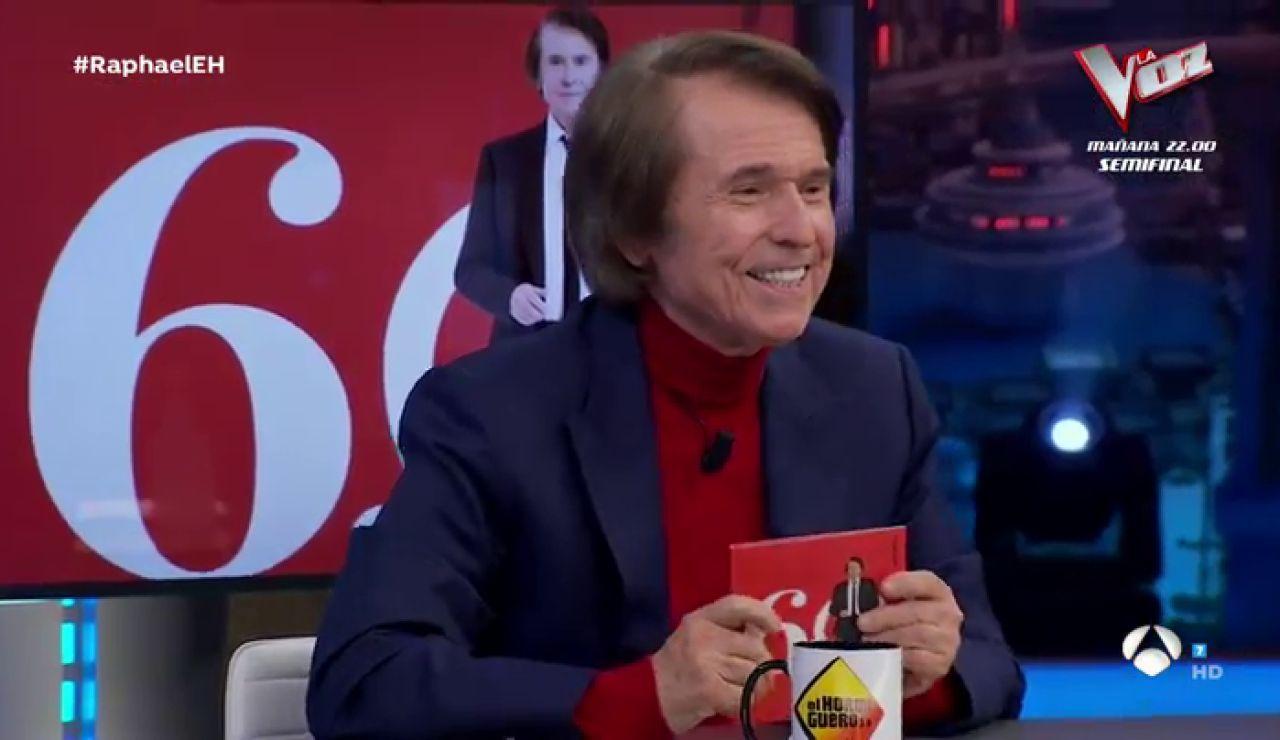De Pablo López a Gloria Trevi: las colaboraciones especiales de Raphael para celebrar sus 60 años en la música
