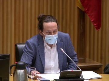 Pablo Iglesias anuncia un decreto urgente para prohibir los desahucios