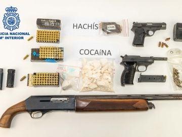Operación Policial. 5 detenidos por tráfico de drogas y rapto