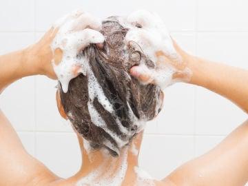 Champú de pelo