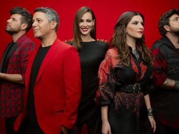 Lo nunca visto en una Semifinal de 'La Voz': Pablo López y Alejandro Sanz se quedan sin talents