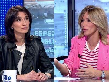 Pilar Llop en Espejo Público.