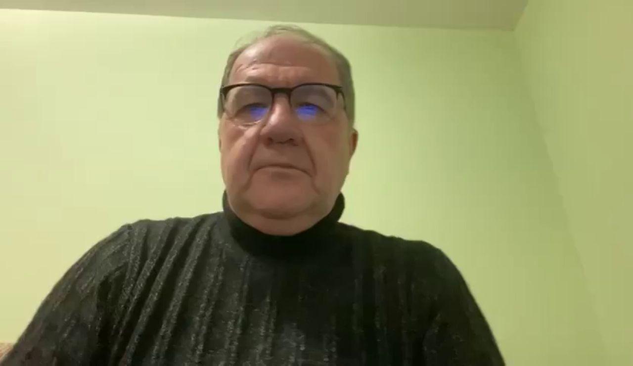 """El psiquiatra José Carlos Fuertes analiza las adicciones de Maradona: """"Huía de sí mismo y sus fantasmas"""""""