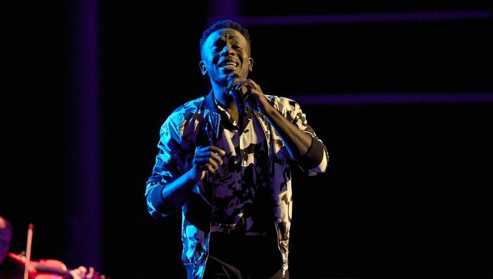 Kelly canta 'A change is gonna come' en la Semifinal de 'La Voz'