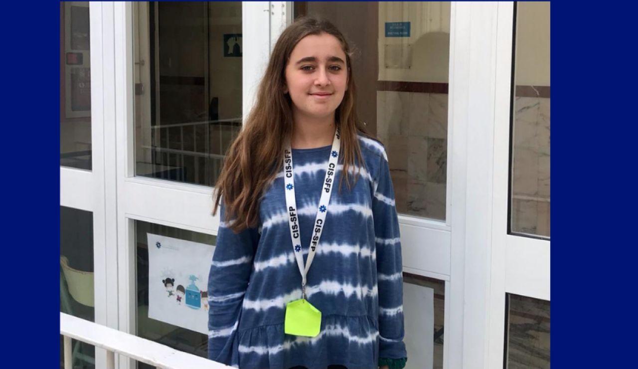 Una estudiante sevillana gana un campeonato mundial de cálculo mental con 6.000 aspirantes