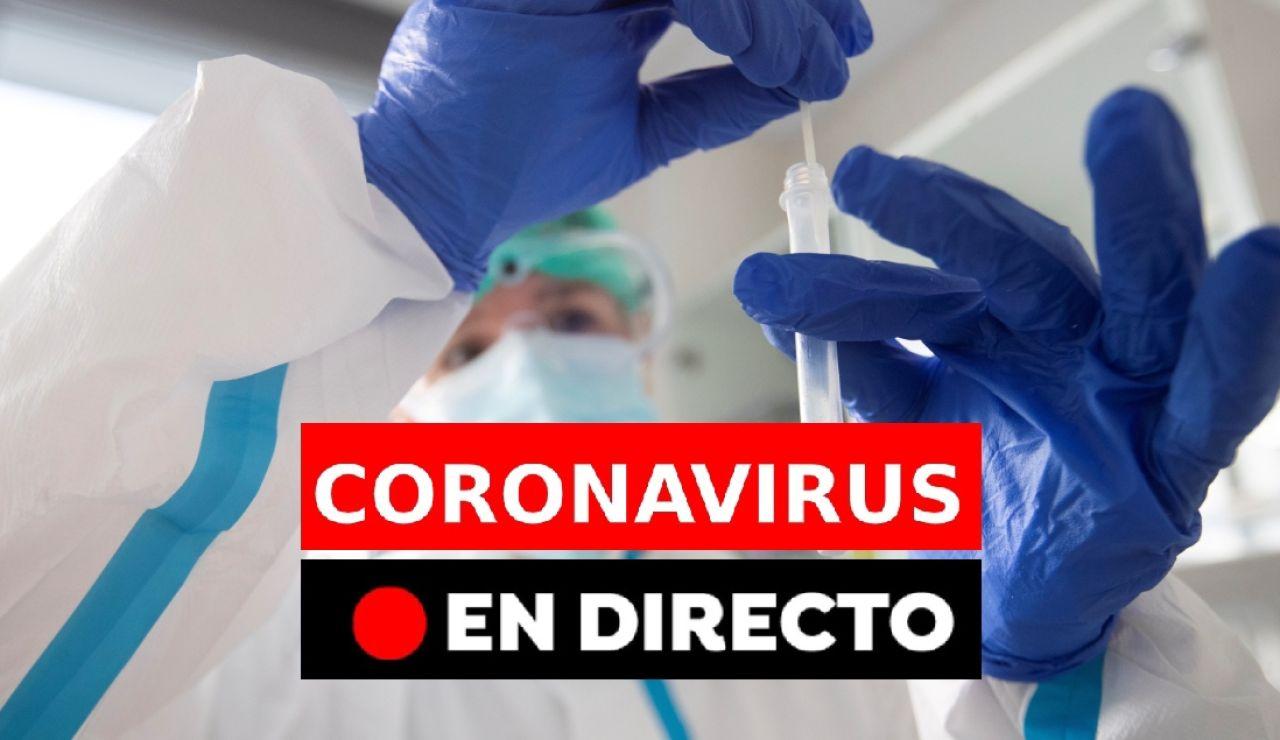 Coronavirus España: Plan de vacunación, restricciones, datos de contagios y última hora, en directo