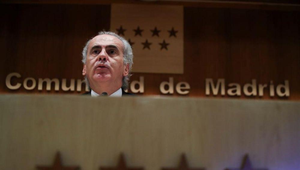 La Comunidad de Madrid pide autorización al Gobierno para realizar test de antígenos de coronavirus en las farmacias
