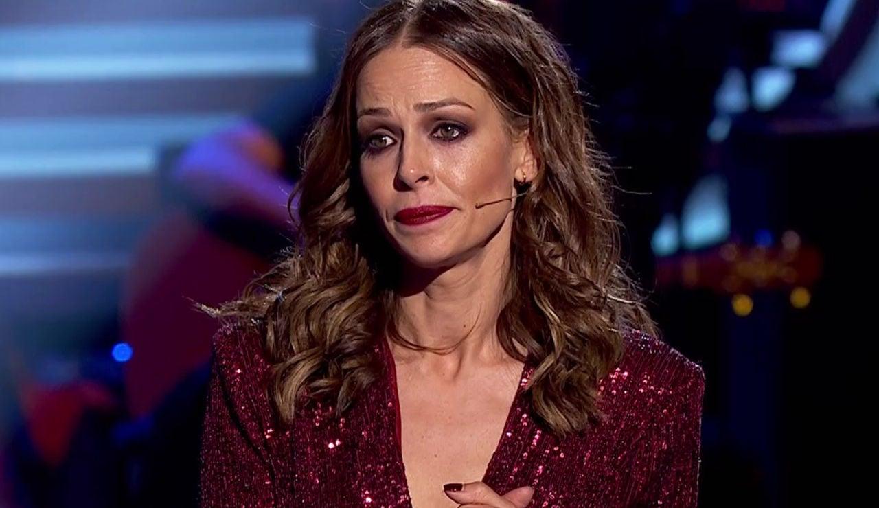 Eva González en 'La Voz'