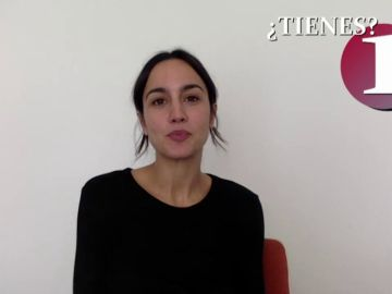"""Megan Montaner, actriz en '30 monedas' de Álex de la Iglesia: """"Mi cielo es estar tirada en casa con mi familia"""""""