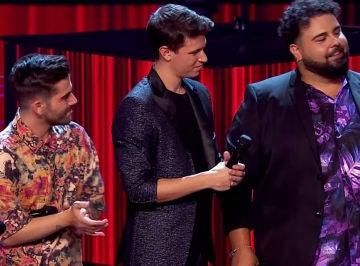 Primeras reacciones: Los talents eliminados se despiden a las puertas de la Gran Final de 'La Voz'