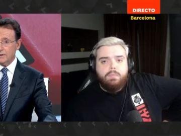 Ibai entrevista