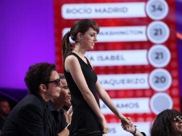 """""""La verdadera canela en rama eres tú"""": Àngel Llàcer se sincera con Nerea Rodríguez en una mágica noche en 'Tu cara me suena'"""