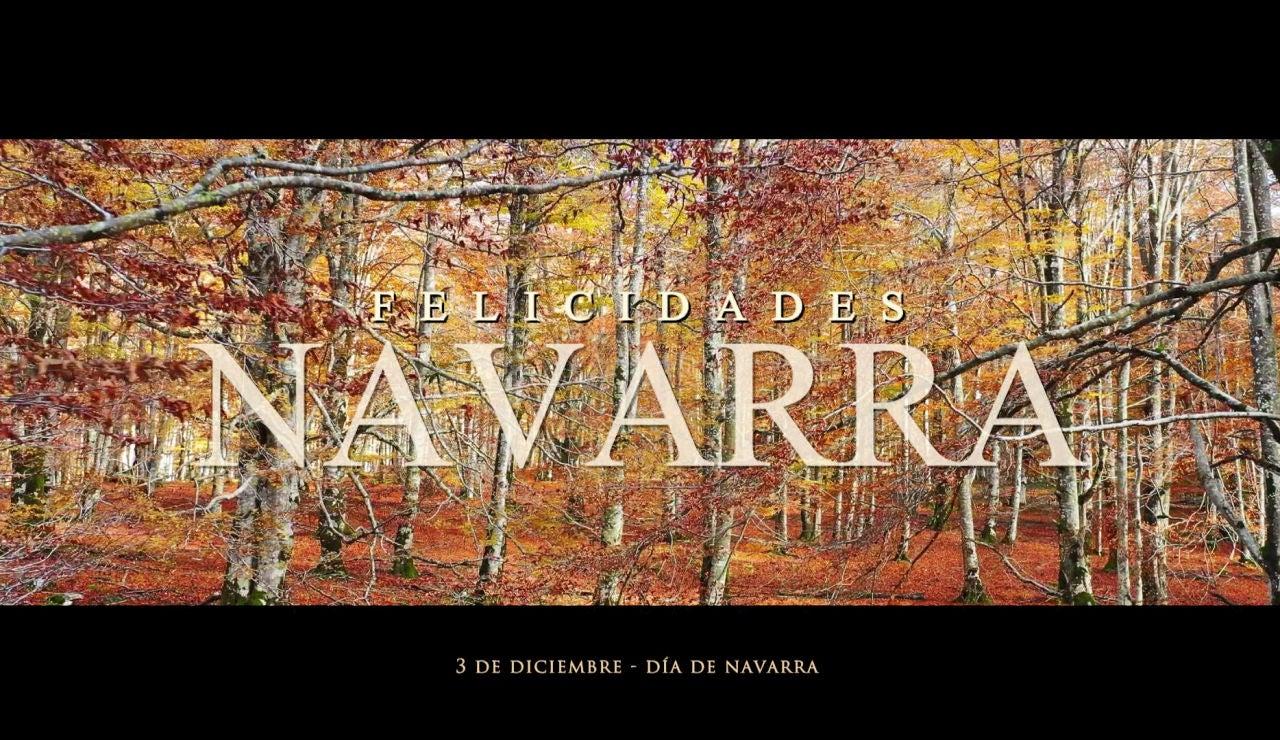 Atresmedia felicita a Navarra por el día de su Comunidad