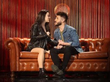 María Isabel emociona en 'Tu cara me suena' junto a Antonio José con 'Si tú quisieras'