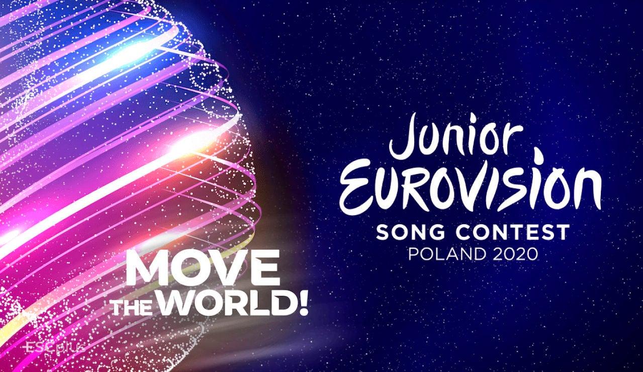 Cartel de Eurovision Junior 2020