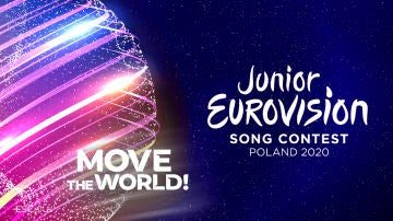 Cartel de Eurovision Junior 2020