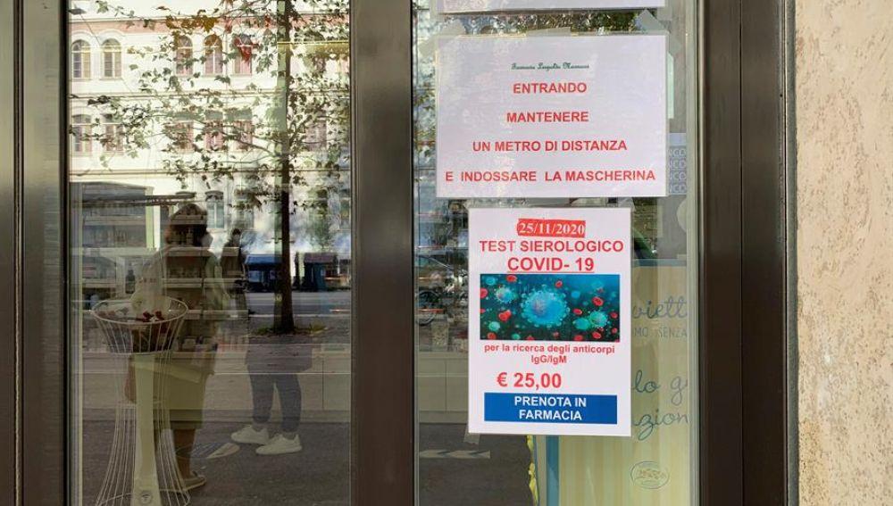 Farmacia de Roma