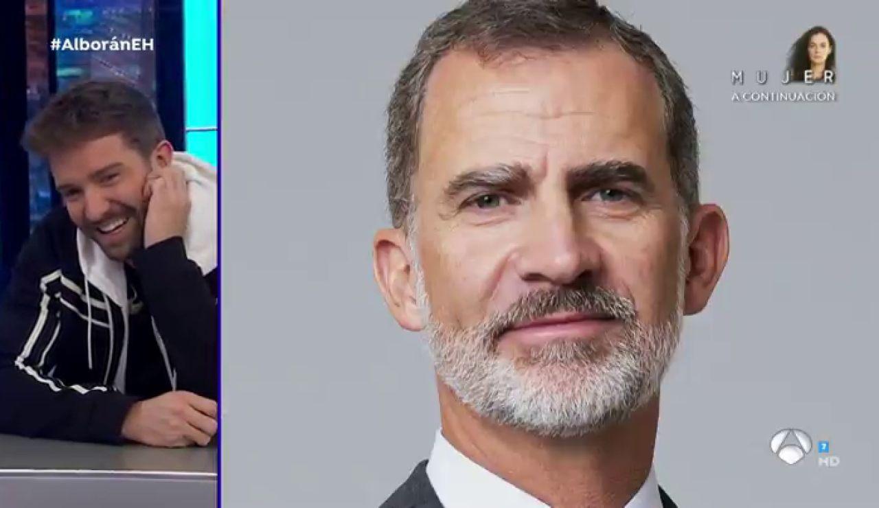 Trancas y Barrancas ponen a prueba a Pablo Alborán con un nuevo juego: ¿Habrá sabido identificar a los dos famosos?