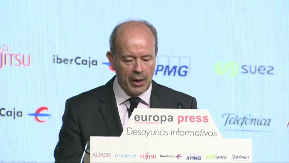 """Juan Carlos Campo asegura que el Gobierno no es Pimpinela: """"Sabemos que no podemos hacer un 'olvídame y pega la vuelta'"""""""
