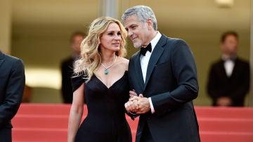 Julia Roberts y George Clooney