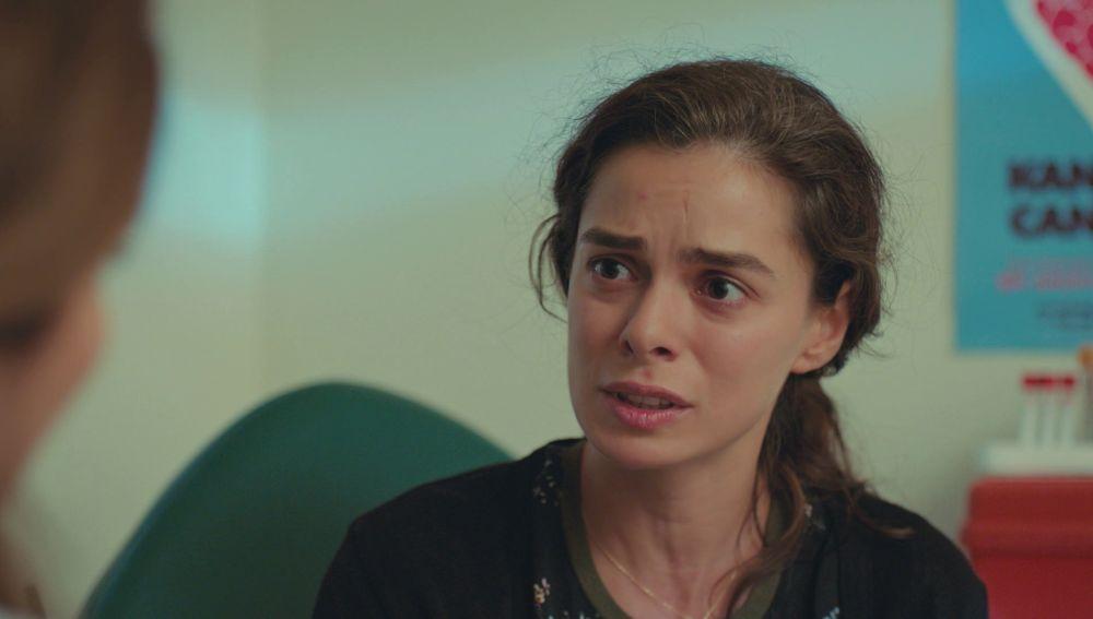 """Avance de 'Mujer: """"¿Por qué me dio esperanzas?"""", Bahar se ve perdida al volver a necesitar a Sirin"""