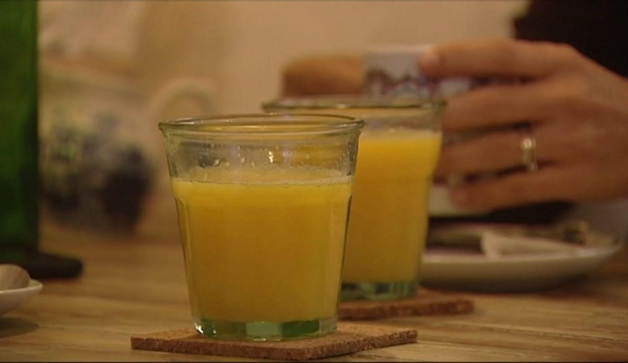 Zumo de naranja gratis en bares y restaurantes de la Comunidad Valenciana para animar el consumo