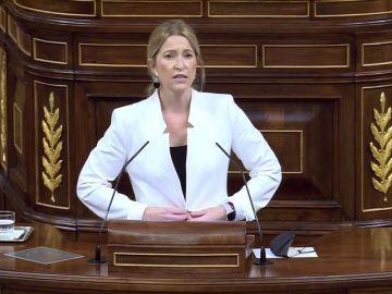 """María Muñoz, Ciudadanos, al Gobierno sobre su pacto con Bildu: """"Me dan arcadas"""""""