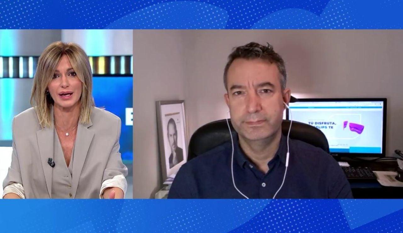 Entrevista a César Carballo.