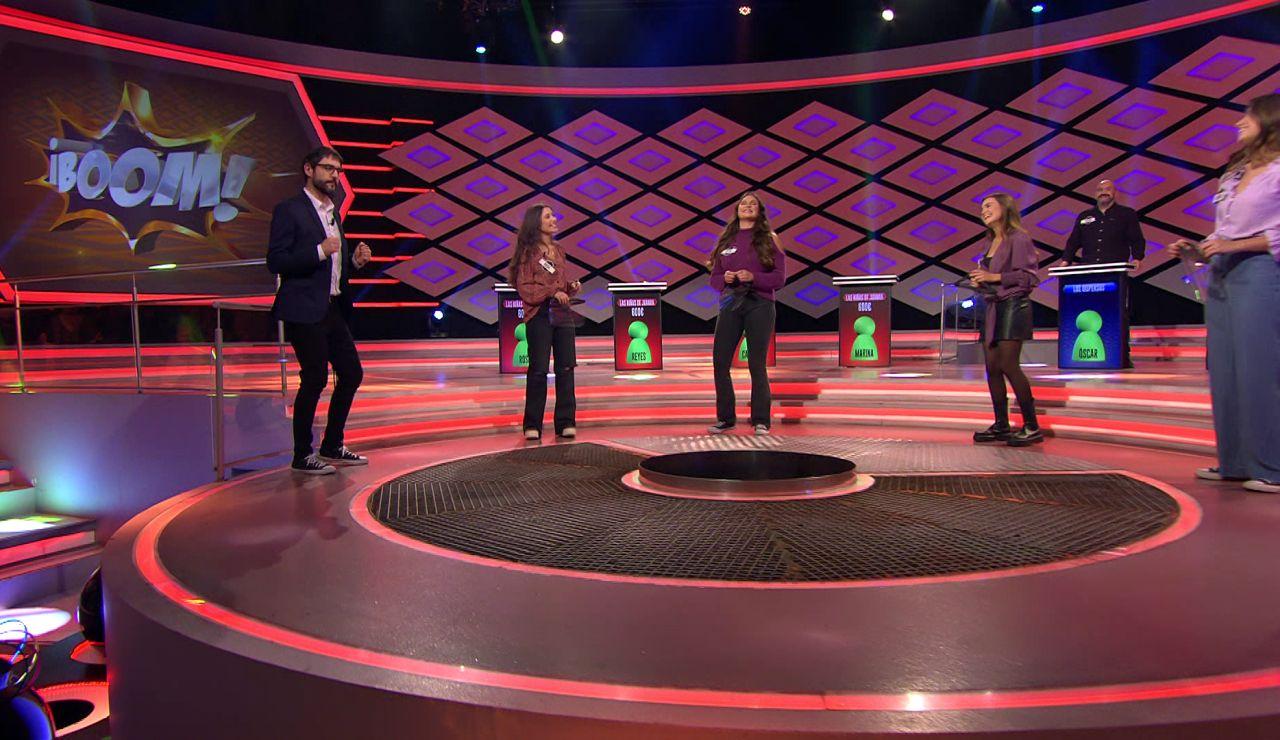 'Las niñas de Juanra' bailan al ritmo de 'Hoy', uno de los últimos temas de Antonio Orozco