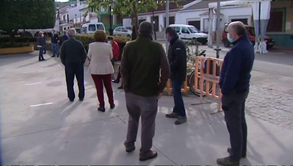 Cuevas del Becerro en Málaga primer municipio andaluz en realizar PCR a toda la población