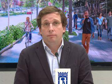 """Almeida sobre las aglomeraciones en Madrid: """"El plan funcionó pero no podemos confiarnos"""""""