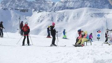 Estación de esquí del grupo Aramon