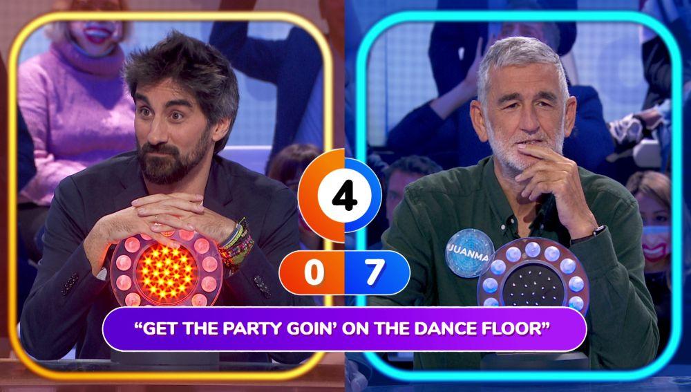 La fiesta frustrada de Manel Loureiro al ritmo de 'Saturday night' y 'Let's get the party started'