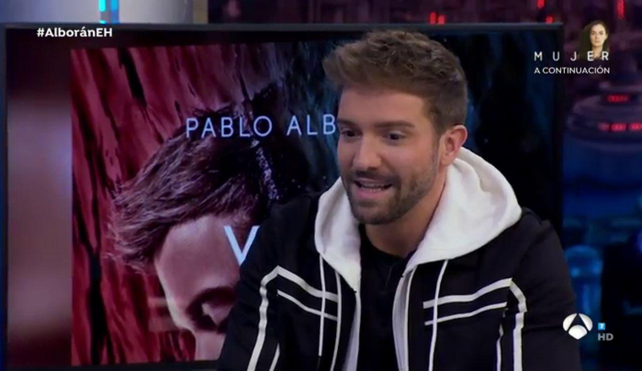 Disfruta de la entrevista completa a Pablo Alborán en 'El Hormiguero 3.0'